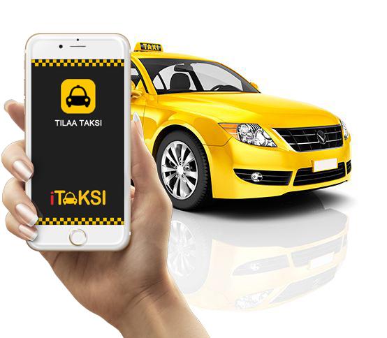 iTaksi -Taksipalvelu
